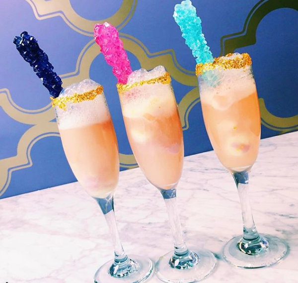 Magical Girl Mixed Drinks!