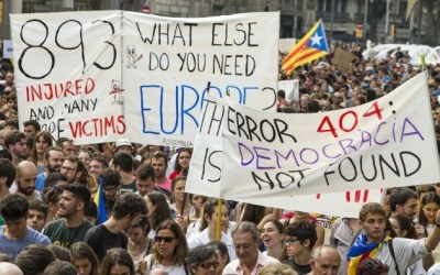 Proteste in Spanien  الأخبار البسيطة (نص+صوت)