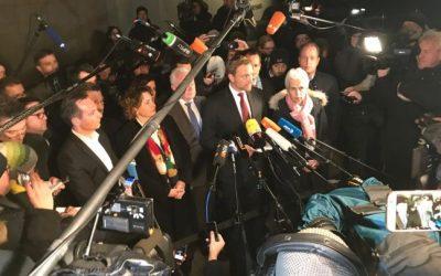 ألمانيا : انسحاب الليبراليين يفشل مساعي تشكيل الحكومة الائتلافية .. و انتخابات جديدة تلوح بالأفق