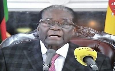 Macht-Wechsel in Simbabwe