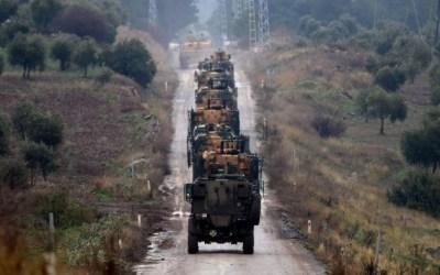 Türkischer Militär-Einsatz