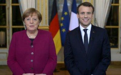 ألمانيا و فرنسا يتفقان على تعزيز التعاون بينهما في ذكرى توقيع معاهدة الإليزيه
