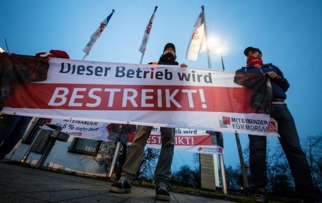 Warn-Streiks