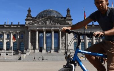 قوانين قيادة الدراجات الهوائية في المانيا والمخالفات ممكن أن تصل إلى 350 يورو