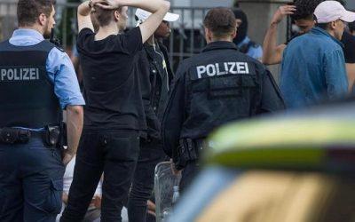 """مشاجرات بين العشرات من الأجانب""""أتراك و عرب و أكراد"""" خلال يومين في ساربروكن"""