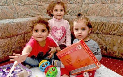 """ألمانيا : صحيفة تسلط الضوء على حال أطفال سوريين تعرضوا لـ """" هجوم كلاب """""""