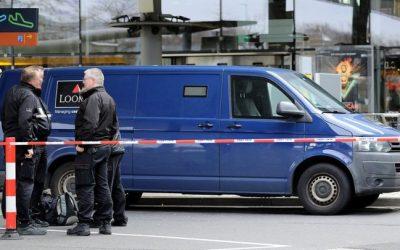 ألمانيا : الشرطة ما زالت تبحث عن لصين سرقا عربة أموال في مطار