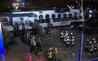 """ألمانيا : """" أركيلة """" تؤدي لإصابة عدة أشخاص على متن سفينة !"""