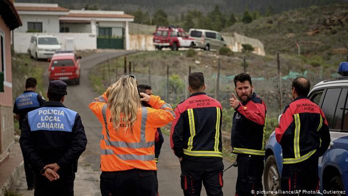 عثر على الطفل الأصغر يبكي وحيداً .. ألماني يقـتل زوجته و ابنه بطريقة مروعة داخل كهف بإسبانيا