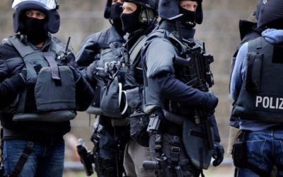 حملة أمنية في 4 ولايات ألمانية ضد عناصر يمينية متطرفة