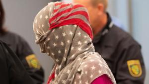 محاكمة امرأة سورية في ألمانيا