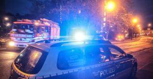 إطلاق نار خلال موكب زفاف ضخم في مدينة ألمانية .. و الشرطة تضبط أسلحة