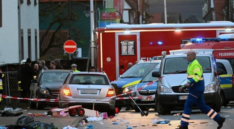 ألمانيا : ارتفاع عدد ضحايا حادثة الدهس بولاية هيسن
