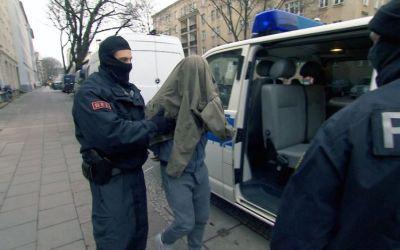 ألمانيا : حملة اعتقالات ضد شبكة تهريب مهاجرين