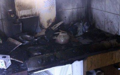 ألمانيا : كلب يتسبب بحريق في شقة !
