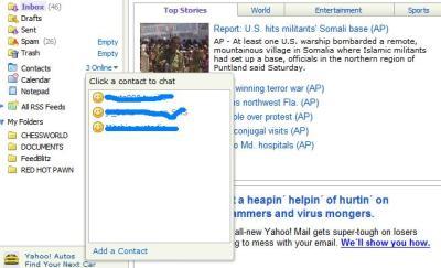 Yahoo! Mail 3