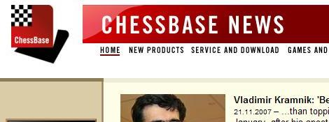 Latest Chessbase