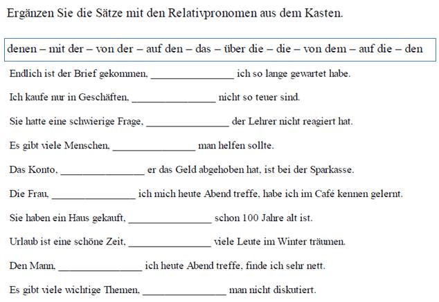 best 10 Sätze Mit Das Als Relativpronomen image collection