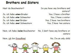 wgw - Hast du Geschwister?