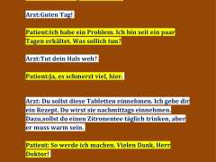 Patient 1 - DIALOG - PATIENT