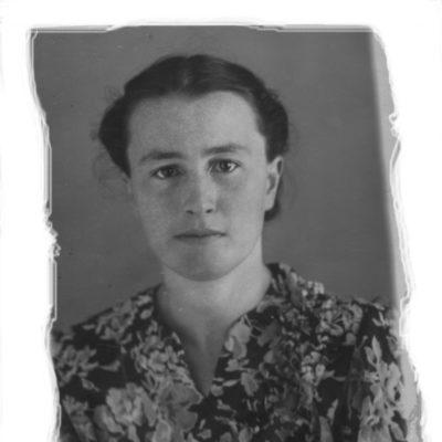 Klara, Tochter von Wilhelm Rolloff