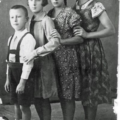 Kinder von Wilhelm Rolloff