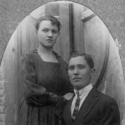 Tamara Rolloff und Ehemann