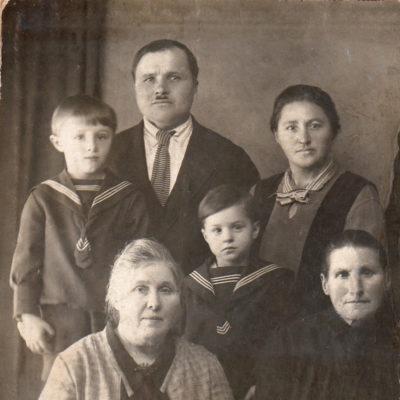 Familie Edmund Rolloff und Nachkommen