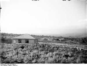 Blick von Neumoschi auf den Kibo