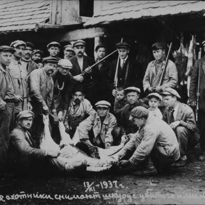 Jagd im Kaukasus