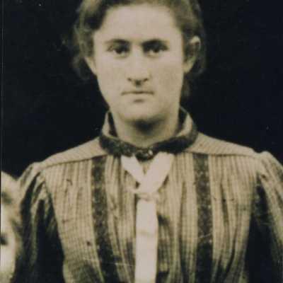 Alwina Schall, Ehefrau von Ernst Plieninger