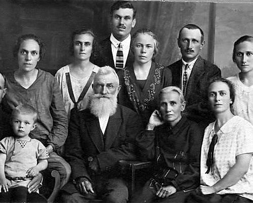 Familie Matthäus Prinz