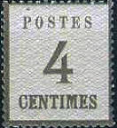 4 Centimes