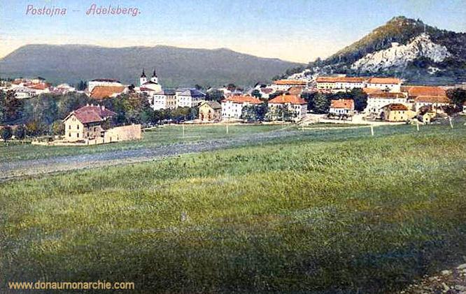 Adelsberg - Postojna