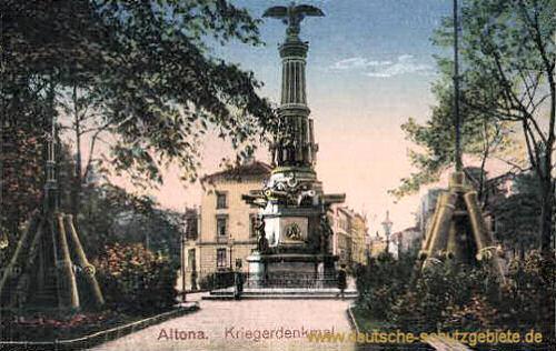 Altona, Kriegerdenkmal