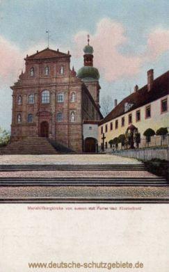 Amberg, Mariahilfbergkirche