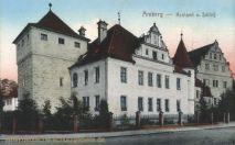 Amberg, Rentamt und Schloss