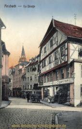 Ansbach, Uz-Straße
