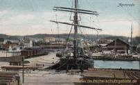 Apenrade, Hafen