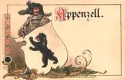 Appenzell, Wappen