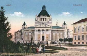 Arad, Kulturpalota (Kulturpalast)