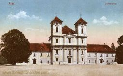 Arad, Vartemplom (Schlosskirche)