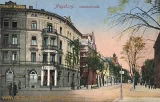 Augsburg, Bahnhofstraße