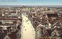 Augsburg, Blick von St. Ulrich