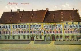 Augsburg, Fuggerhaus