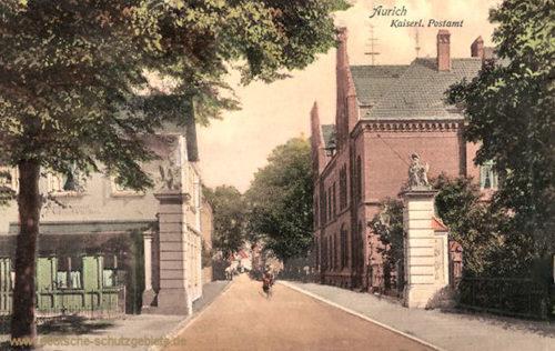 Aurich, Kaiserliches Postamt
