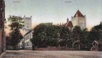 Aurich, Schloss