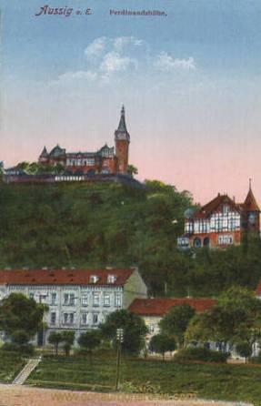 Aussig a. E., Ferdinandshöhe