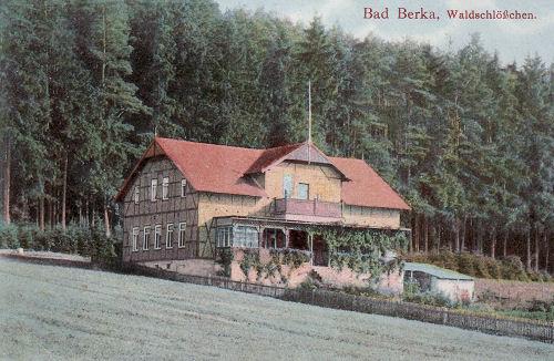 Bad Berka, Waldschlößchen