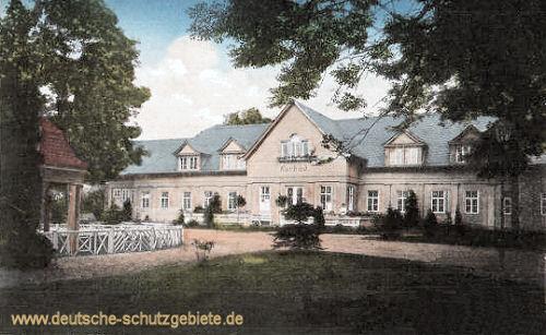 Bad Berka, Kurhaus